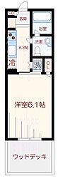 fino JIYUGAOKA[3階]の間取り