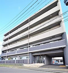 エーフィールズ新田東[5階]の外観