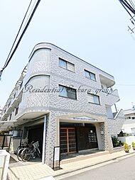 神奈川県平塚市八重咲町の賃貸マンションの外観