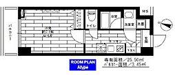 ステージグランデ生田駅前[2階]の間取り