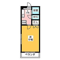 【敷金礼金0円!】ステュディオ メッチェン