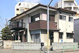 東京都世田谷区千歳台3丁目の賃貸アパートの外観
