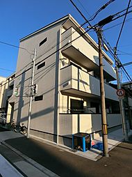 セントレジス新大阪[2階]の外観