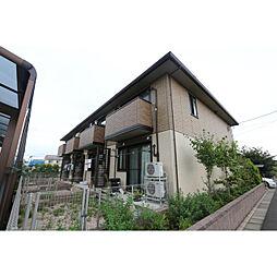 [テラスハウス] 茨城県つくば市上境 の賃貸【/】の外観