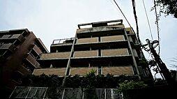 ヒルズ西赤坂[4階]の外観