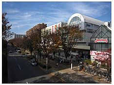 ショッピングセンター光が丘IMAまで533m