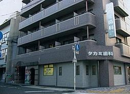 現代ハウス[2階]の外観