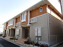 大阪府八尾市天王寺屋2丁目の賃貸アパートの外観