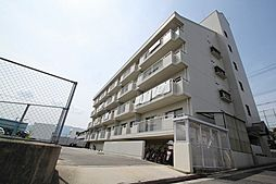 広島県広島市西区井口台2丁目の賃貸マンションの外観