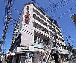 京都府京都市左京区一乗寺払殿町の賃貸マンションの外観