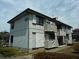 カルチャーサイドハイツ D棟[101号室]の外観