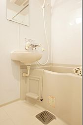 ベルファース蒲田の「バス・トイレ別です」