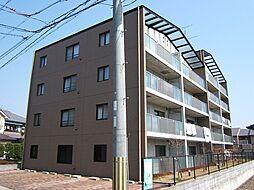 京都府京都市西京区松室荒堀町の賃貸マンションの外観