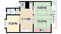 名鉄瀬戸線 大森・金城学院前駅 徒歩18分