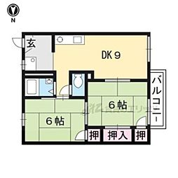 北大路駅 5.0万円