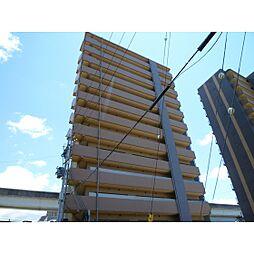 リバーコート砂田橋[6階]の外観