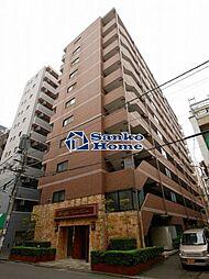 グランドガーラ日本橋茅場町[4階]の外観