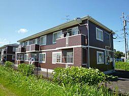 リバーサイド吉村[B201号室]の外観