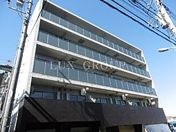 ガーラ・ヒルズ調布[1階]の外観