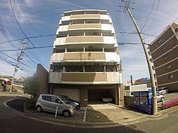 ディアコート川西弐番館[6階]の外観