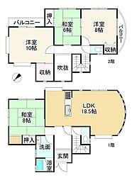 王寺駅 1,680万円