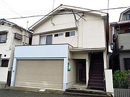 兵庫県西宮市今津大東町の賃貸アパートの外観