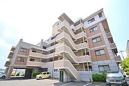 福岡県北九州市小倉南区蜷田若園2丁目の賃貸マンションの外観