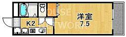 シェモワ[102号室号室]の間取り