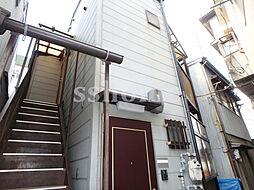 荒田ハウス[101号室]の外観