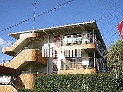 木瀬川リバ−サイドマンション[1階]の外観