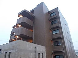 愛知県名古屋市西区比良4丁目の賃貸マンションの外観