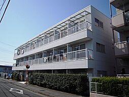 ファーストシティ六会[1階]の外観