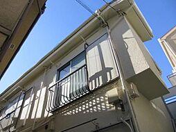東京都世田谷区南烏山1の賃貸アパートの外観