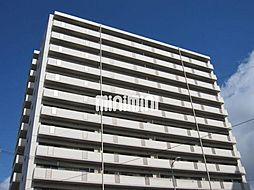 宮城県仙台市宮城野区福室2丁目の賃貸マンションの外観