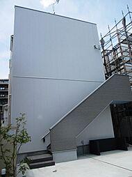 兵庫県尼崎市長洲東通3の賃貸アパートの外観