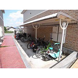 奈良県奈良市宝来4丁目の賃貸アパートの外観