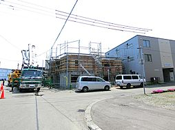 MONI HIBARIGAOKA(モニヒバリガオカ)[1階]の外観