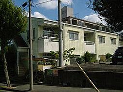 愛知県名古屋市緑区左京山の賃貸マンションの外観