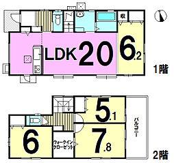 新築戸建 月隈6丁目/ガーデンヒルズ博多・月隈/5区画