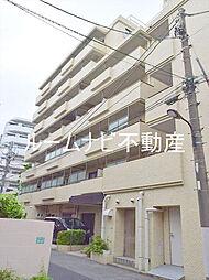 朝日第二目白台マンション[502号室]の外観