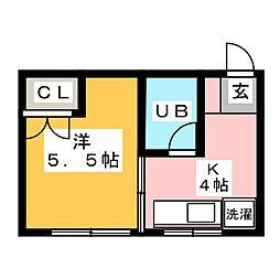 【敷金礼金0円!】ヴィラふさ山