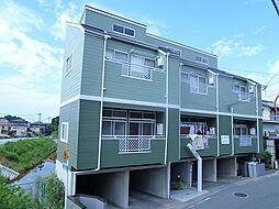 キーズハウス[2階]の外観