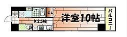 福岡県北九州市小倉北区室町2の賃貸マンションの間取り