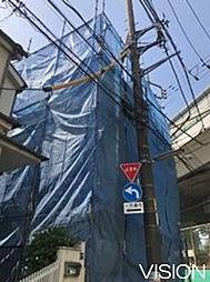 板橋区泉町コーポ[102号室]の外観