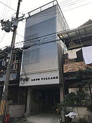 大阪府大阪市住之江区西加賀屋3丁目の賃貸マンションの外観