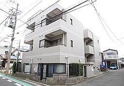 東京都新宿区新宿7丁目の賃貸マンションの外観