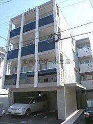 北海道札幌市北区北三十六条西6丁目の賃貸マンションの外観