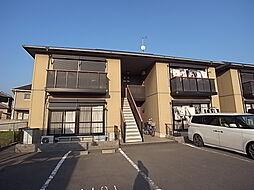 兵庫県高砂市梅井1丁目の賃貸アパートの外観