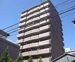 京都府京都市中京区鍛冶町の賃貸マンションの外観