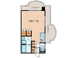 エクセル21[5階]の間取り